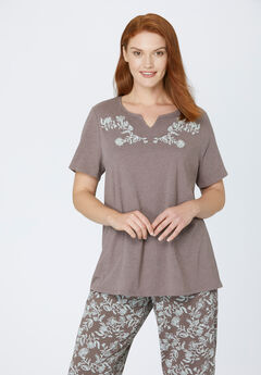 Hidden Vineyard Sleep Tee,
