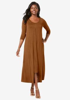 Double Layered Dress,