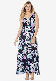 Tank Maxi Dress,