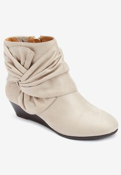 The Inez Bootie by Comfortview®,