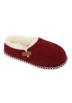 Faux Wool Felted Clog Slipper Slippers,