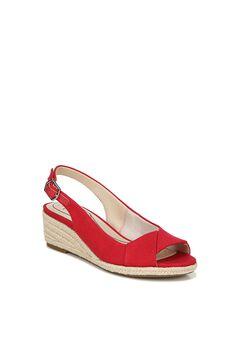 Socialite Wedge Sandal ,