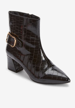 The Calliope Bootie By Comfortview,