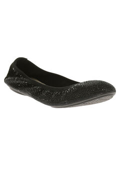 Chaste Ballet Flat by Hush Puppies®,
