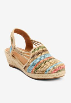 The Clea Espadrille ,