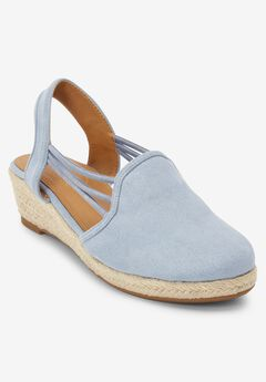 The Clea Espadrille by Comfortview®,