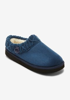 The Leela Slipper by Comfortview®,
