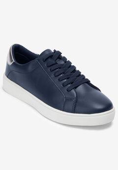 The Jamie Sneaker by Comfortview®, NAVY