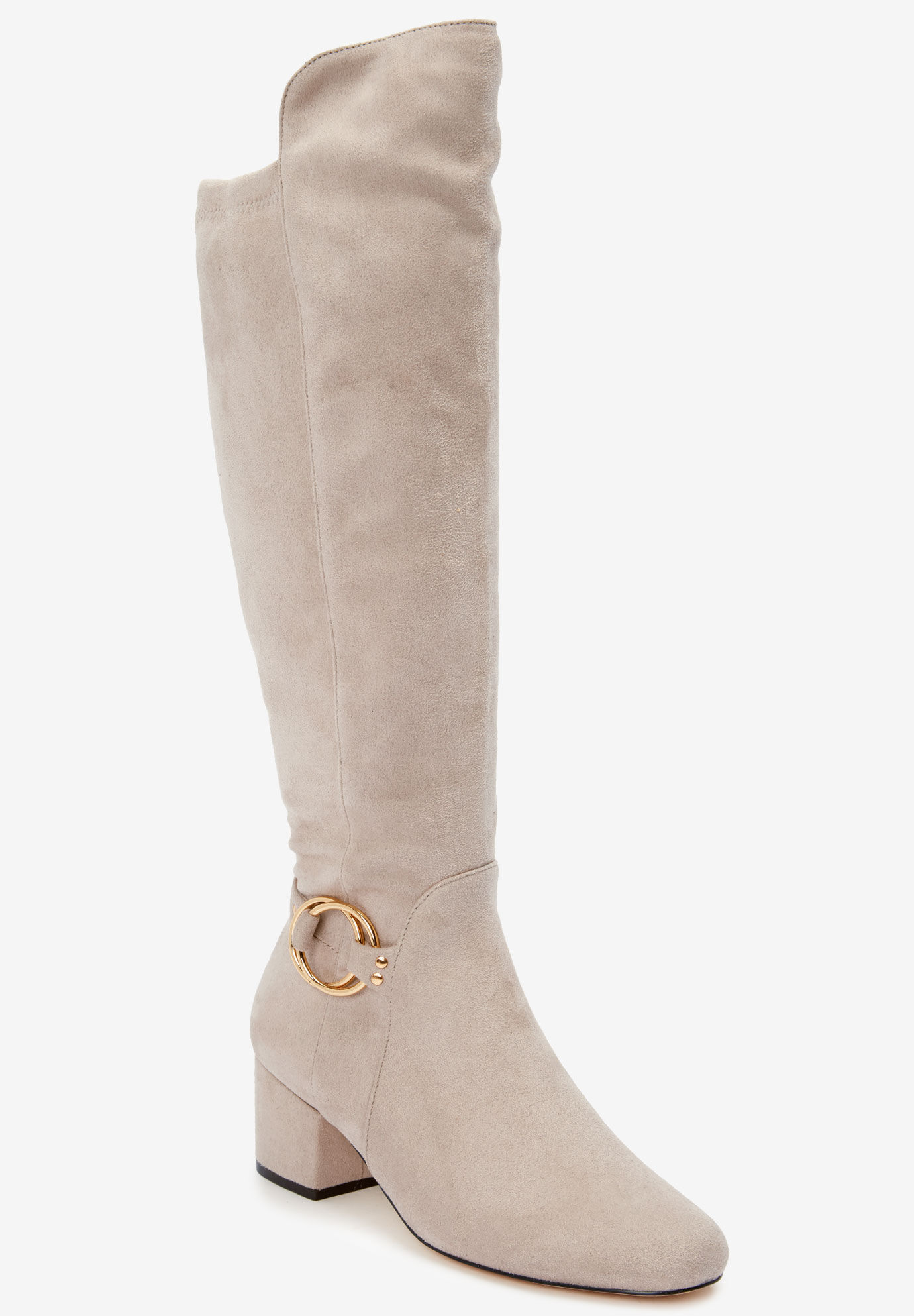 The Ruthie Wide Calf Boot | Ellos