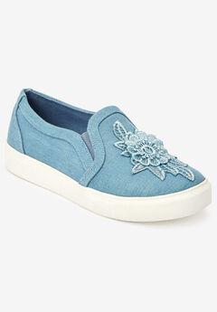 The Skyla Sneaker by Comfortview®,