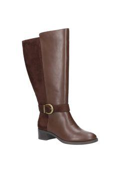 Victoria Plus Plus Wide Calf Boots ,