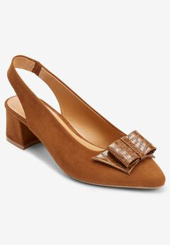 The Annette Slingback by Comfortview®,