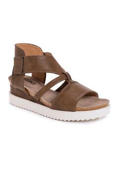 Pitch Soprano Wedge Sandals,