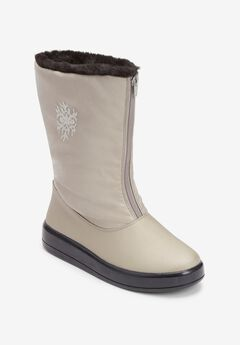 The Snowflake Weather Boot by Comfortview®,