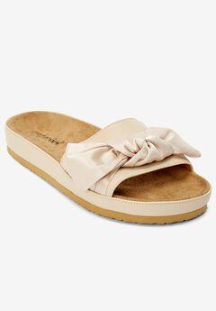 The Stassi Footbed Sandal ,