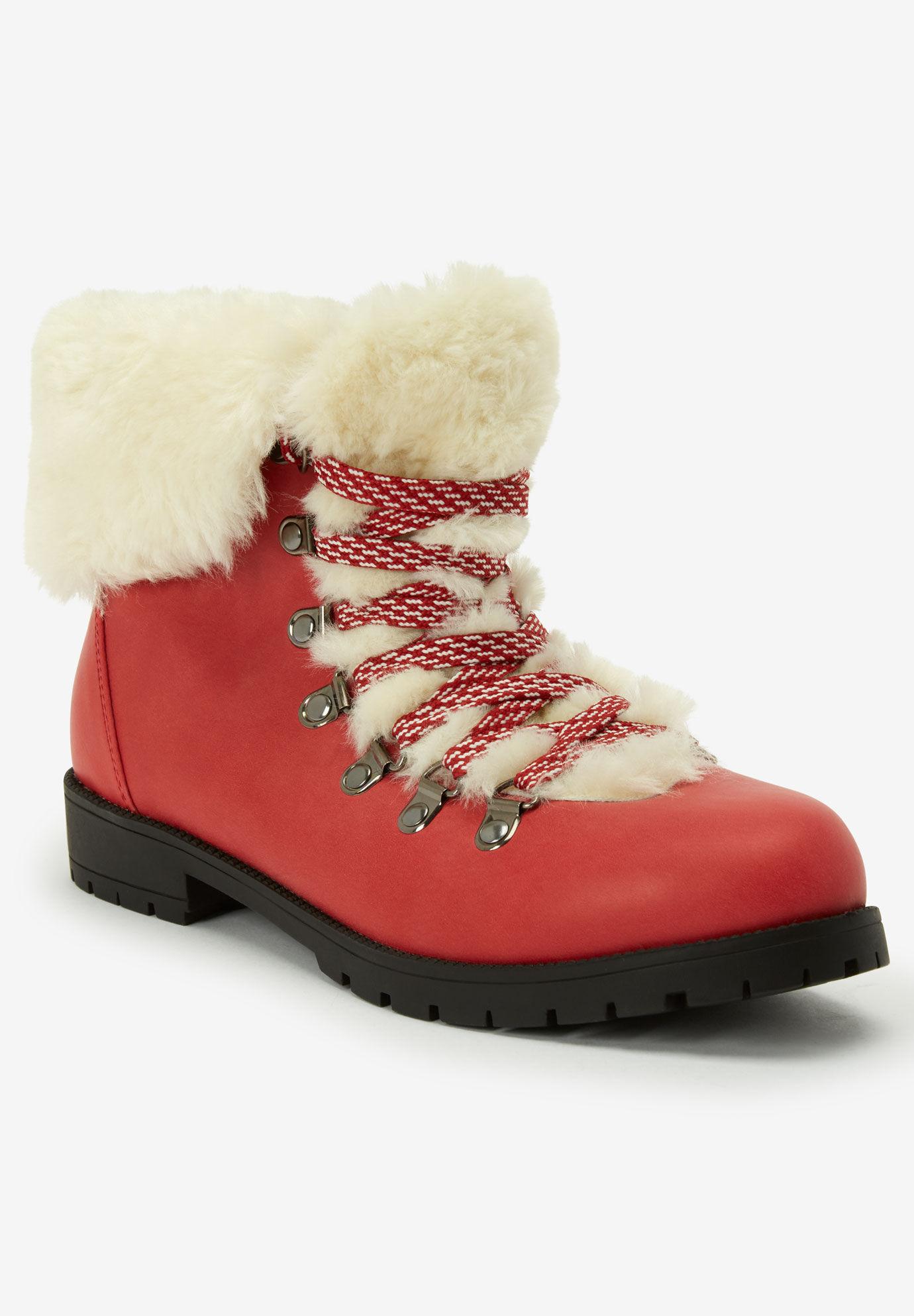 Wide Width Winter Boots for Women | Ellos