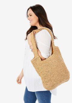 Straw Tote Bag,
