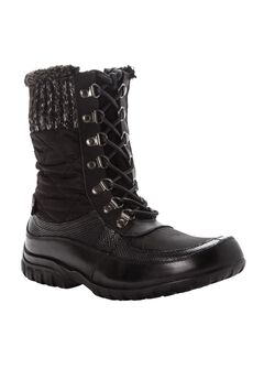 Delaney Frost Wide Calf Boot by Propet,