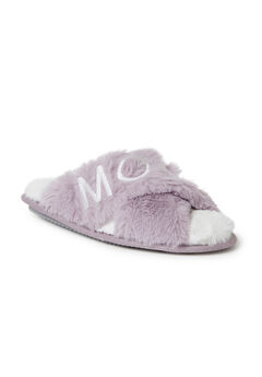 Jessa Mother'S Day Crossband Slippers,