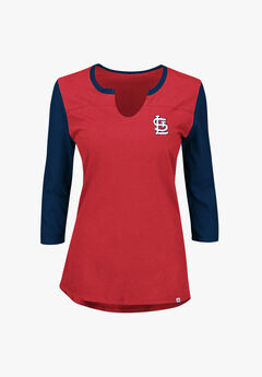 Cardinals Three-Quarter Sleeve Tee,