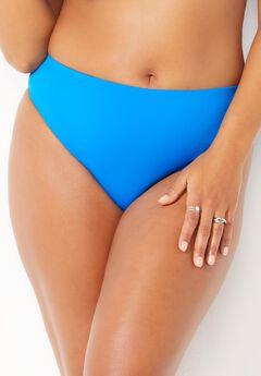 Executive Bikini Bottom, POOLSIDE BLUE