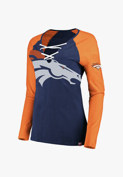 NFL® Lace-Up Tee,