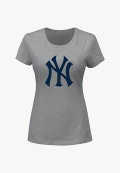 Yankees Scoop Neck Tee,