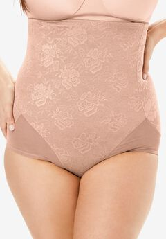 Smooth Lace Brief by Secret Solutions®,