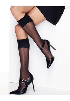 Hanes Perfect X-Temp® Sheer Knee Socks 2-Pack,