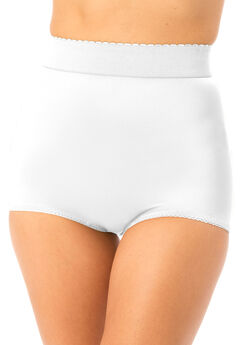 Rago® Light Control High-Waist Brief,