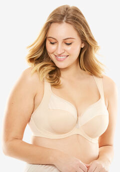 Goddess® Heather Banded Underwire Bra 6060,