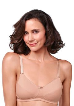 Amoena Ruth Cotton Wire Free Bra 2872,