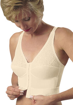 Mastectomy Choice Plus Longline Bra,