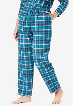 Cotton Flannel Pants ,