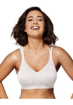 18 Hour Active Breathable Comfort Wirefree Bra,