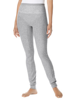 Thermal Lounge Pant , HEATHER GREY