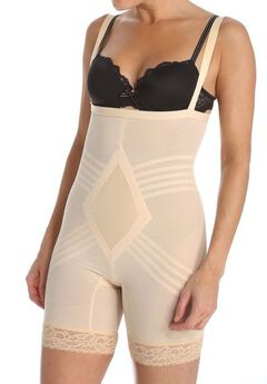 Rago Wear Your Own Bra Body Briefer,