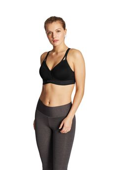 Champion® The Curvy Strappy Sports Bra,