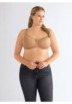 Lara Padded Wire Free Bra 2674 By Amoena,