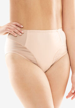Striped Shaping Brief by Secret Solutions®, NUDE