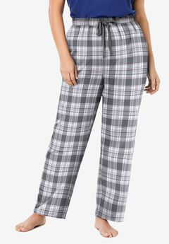 Cotton Flannel Pants ,