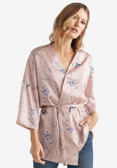 Sash-Tie Kimono by ellos®,