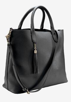 Multi-Strap Tote Bag by ellos®,