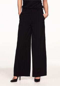 Woven Wide Leg Pants by ellos®,