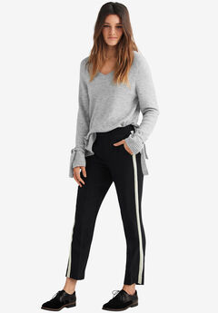 Cropped Straight Leg Pants by ellos®,