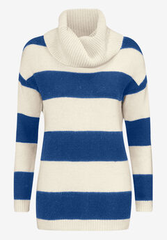 Cowl Neck Sweater by ellos®,
