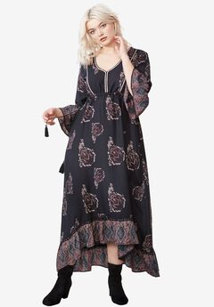 Flora A-Line Maxi Dress by ellos®,