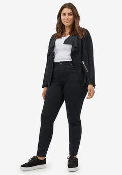 High-Waist Skinny Jeans by ellos®,