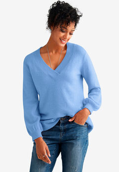 Oversized Pullover Sweater by ellos®,