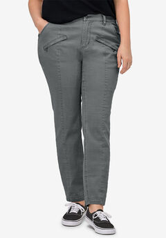 Seamed Pants by ellos®, SLATE